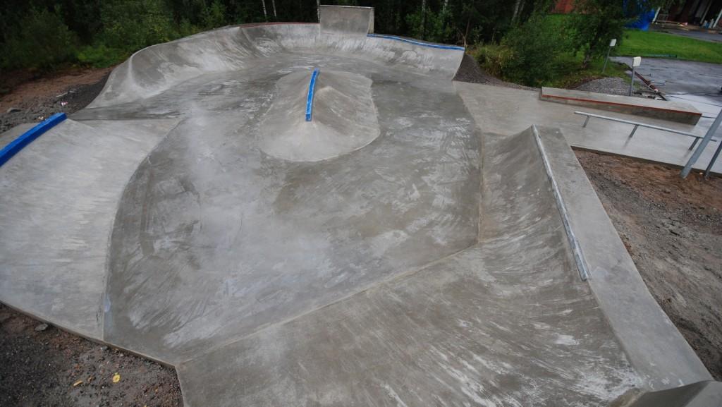 Viitasaari with Beaver Concrete