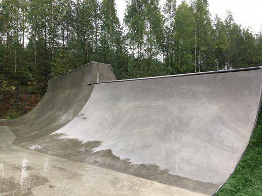 SIILINJÄRVI, KUILUN MONTTU